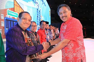 Berkomitmen Terhadap Tata Kelola Lalu Lintas, Kabupaten Trenggalek Kembali Raih WTN