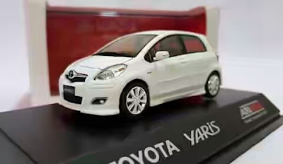 The New Toyota Yaris