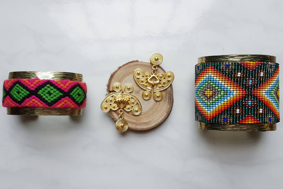 granate handmade, manizales, colombia, artesanias embera, joyas colombianas, precolombino, accesorios instagram, granate, fashionblogger colombia, alina a la mode