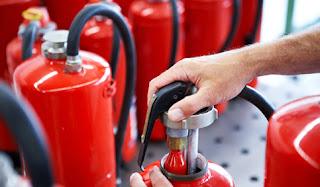 Tabung pemadam api murah isi ulang