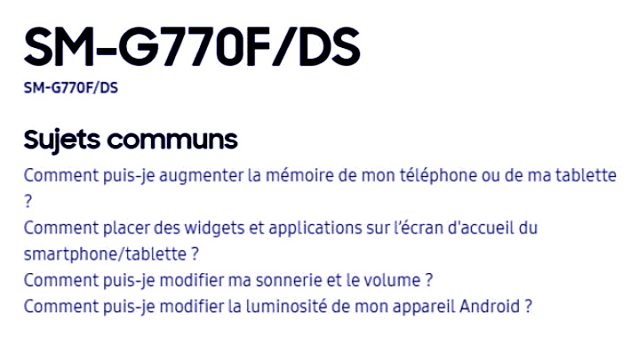 Samsung SM-G770F/DS