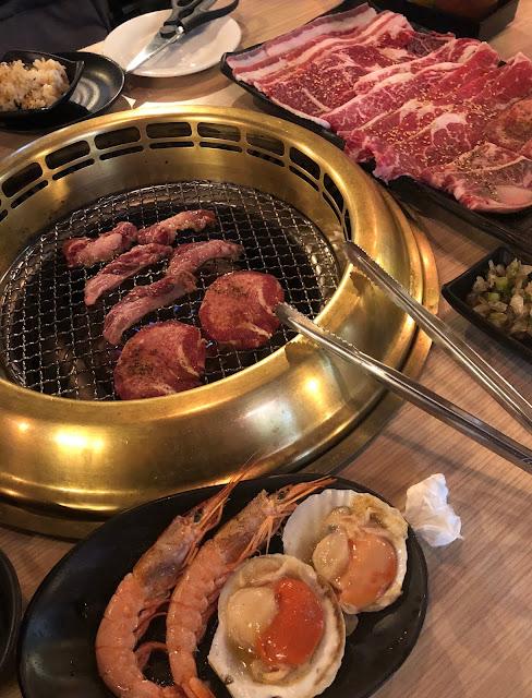 犢日式燒肉吃到飽