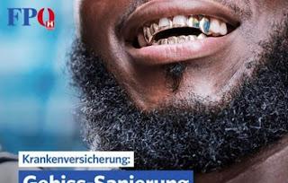 هل ستجر أسنان الأجانب سياسيا نمساويا إلى القضاء؟