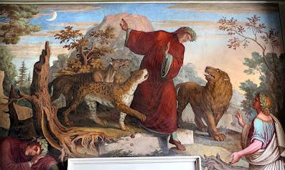 Dante e le tre fiere