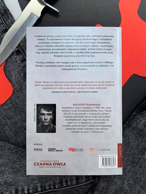 """""""Sprzedawca"""" Krzysztof Domaradzki"""