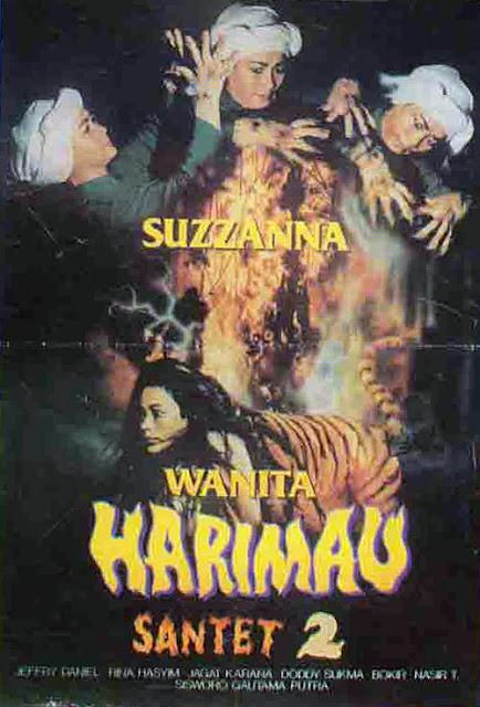 Wanita Harimau (Santet II) (1989)