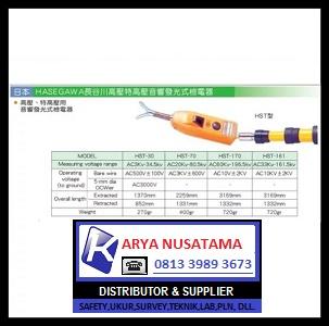 Jua Voltage Detector 20KV Hasegawa HST-70 di Sumatera