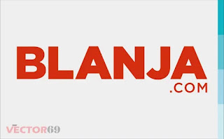 Logo Blanja.com - Download Vector File SVG (Scalable Vector Graphics)