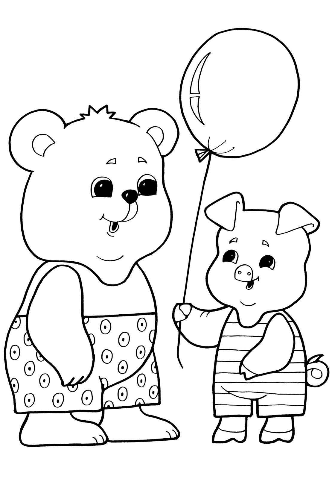 Раскраски своими руками для малышей