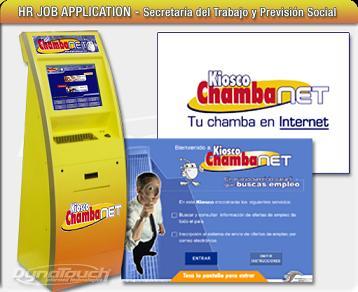 Chambanet Gob Tu Chamba en Internet