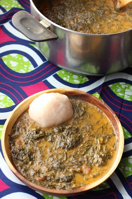 fumbwa recette africaine