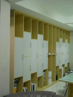Harga Rak Arsip Kantor HPL Permeter + Furniture Semarang (Rak File)