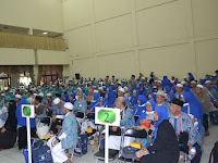 Kloter 75 JKS Puas Dengan Pelayanan Haji 2018