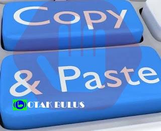 Cara Melindungi Artikel Dari Copy Paste
