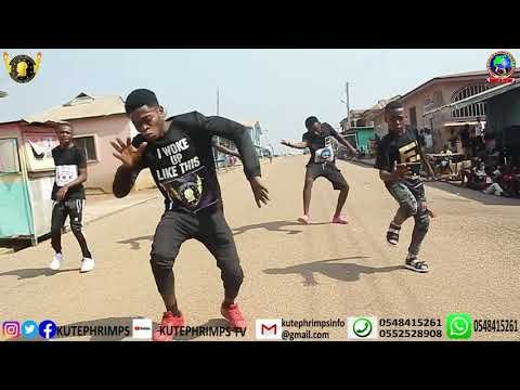 Kute Phrimps – Oh My God – ( Official Dance Video)