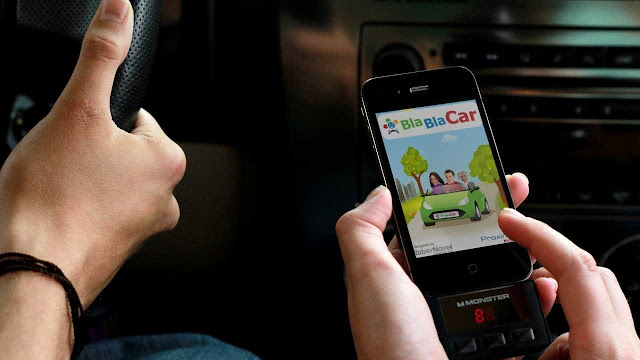 BlaBlaCar Arrive finalement sur Google Maps