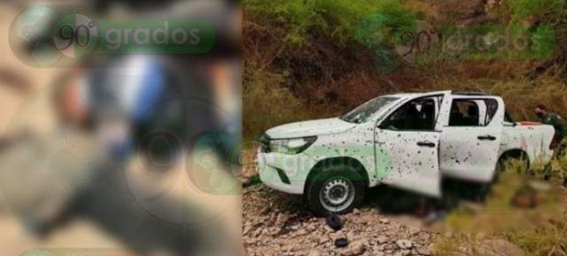 Hasta 10 horas de balaceras y más de 20 muertos en Aquila, Michoacán entre Sicarios de El Chuy Payas vs Los Pulido y pobladores se habla de Marinos muertos