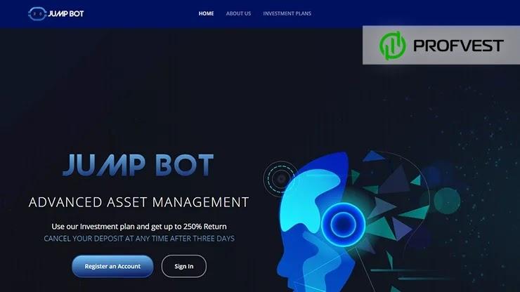 Jump Bot обзор и отзывы HYIP-проекта