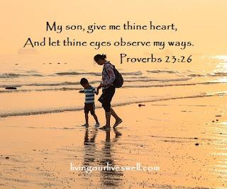 Proverbs 23:26