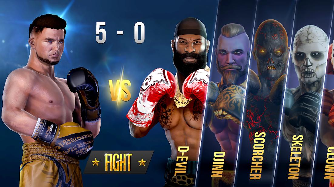 Real Boxing 2 Hileli APK - Sınırsız Elmas Hileli APK