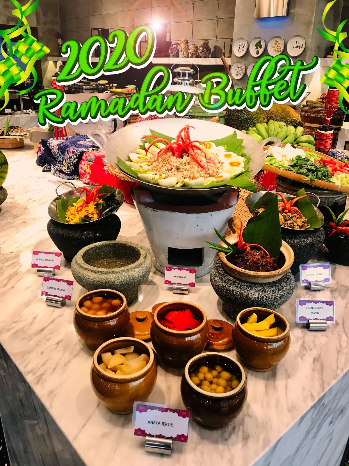 [FOOD REVIEW] RAMADAN BUFFET CITARASA KAMPUNGKU @ UTARA, ARMADA HOTEL PETALING JAYA