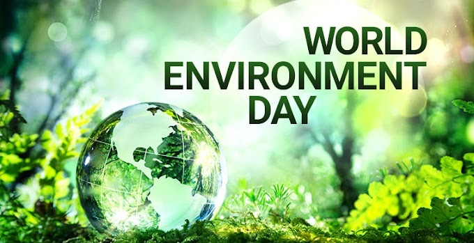 World Environment Day : Theme, Quotes, Slogan & Posters