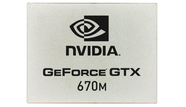 Nvidia GeForce GTX 670M Driver Download