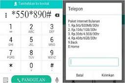 Kode Dial Up Paketan Murah Telkomsel 2019    Terbukti Work !!