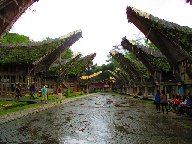 Kete Kesu is A Unique Cultural Tourism