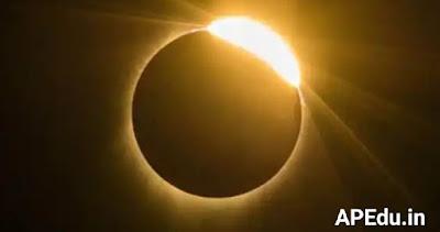 Solar eclipse Live