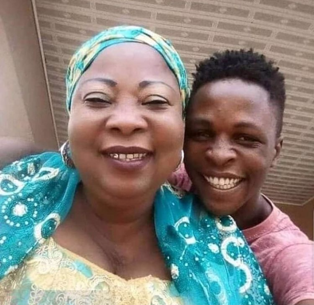 Money Solves Everything: See How Laycon's Mother Has Been Transformed Just A Few Weeks After BBNaija