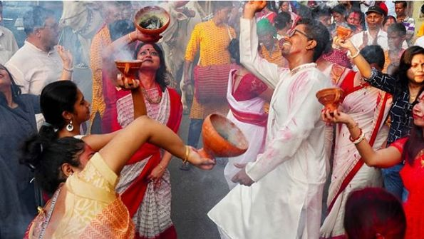 Dhunuchi Naach - Keeping The Tradition Alive