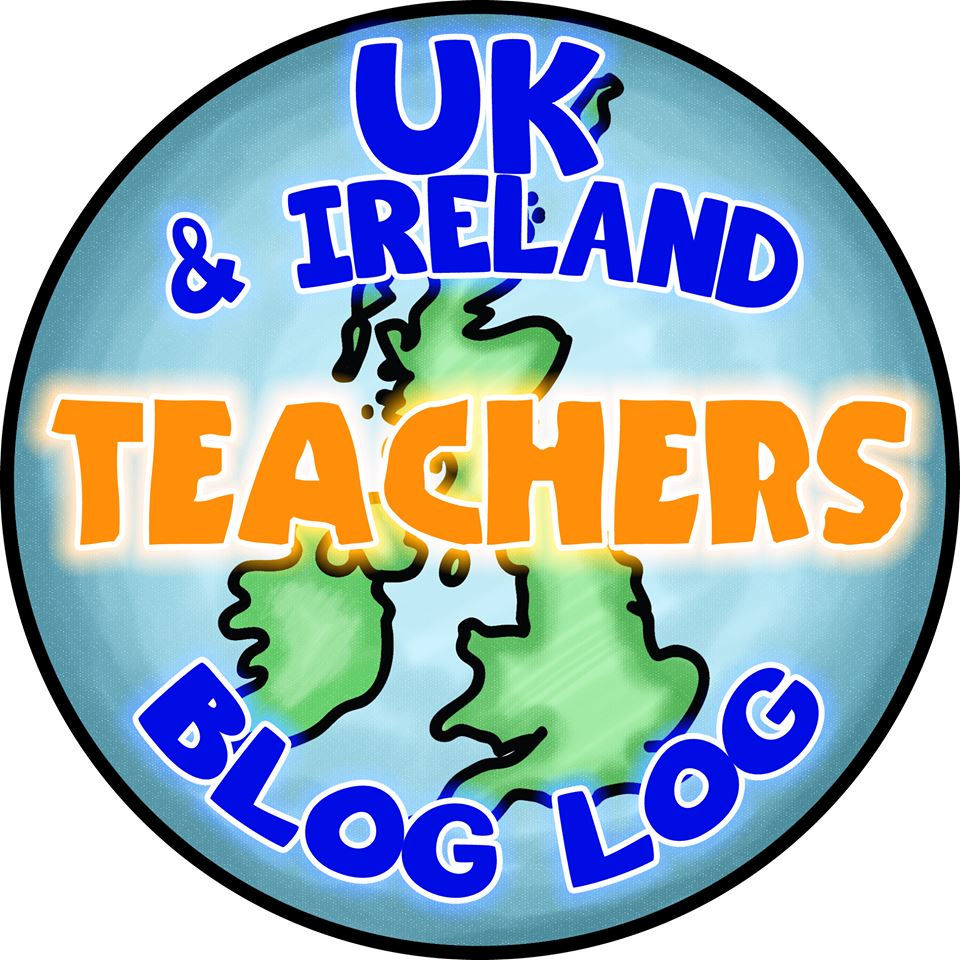 Proud UK and Ireland Teacher/SLT Blogger