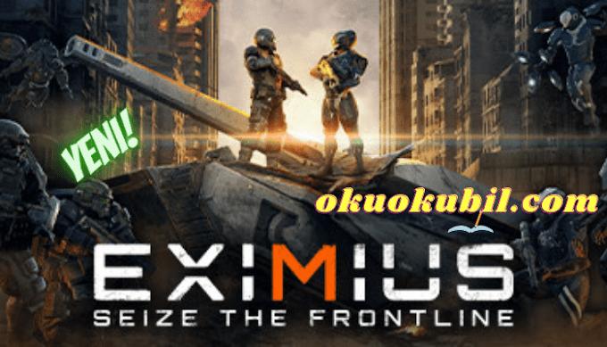 Eximius Seize the Frontline 1.0 Zırh, para + 5 Trainer Hile İndir