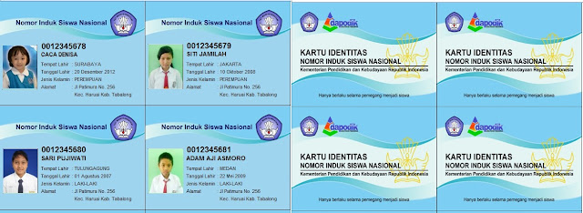 Download Aplikasi Cetak Kartu Nisn Terbaru 2017 2018