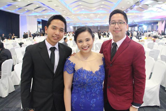 Irsyad Stamboel, Denise Rancap and Renz Cheng