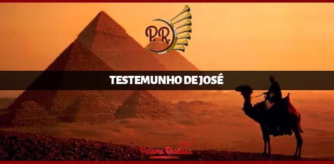 TESTEMUNHO DE JOSÉ