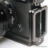 New Modular L Bracket for Fuji X-E1 from Hejnar PHOTO