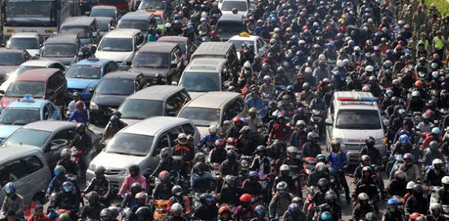 Ganjil Genap Bukan Solusi Turunkan Polusi, Ini Usulan Demokrat Atasi Kemacetan Jakarta