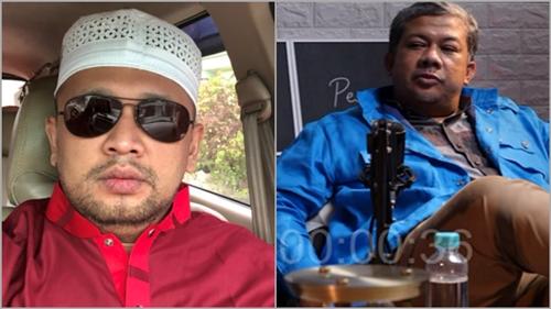 Fahri Hamzah Percaya KPK Bisa Perbaiki Diri, Gus Umar: Sok Bijak Lu Bro