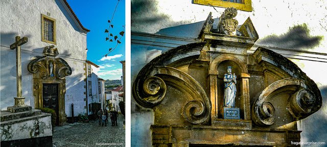 Igreja da Misericórdia, Óbidos, Portugal