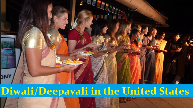 Diwali/Deepavali in the United States