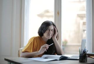 Online Job Stress Marathi