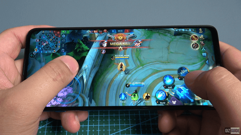 Reasons why we think that the Moto G 5G Plus is still solid for gaming