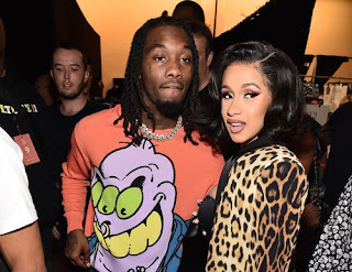 Offset & Cardi B Roam The Streets