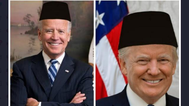 Netizen Ribut Trump atau Biden Jadi Menhan Jika Kalah Pilpres
