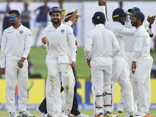 India vs Sri Lanka Live Cricket Score 2017