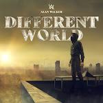Alan Walker, K-391 & Sofia Carson - Different World (feat. CORSAK) - Single Cover