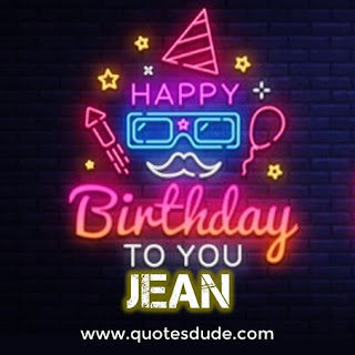 Happy Birthday Jean Night Party