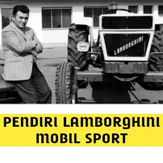 Pendiri Lamborghini Mobil Sport